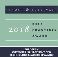 Bosch Service Solutions получает награду Technology Leadership Award